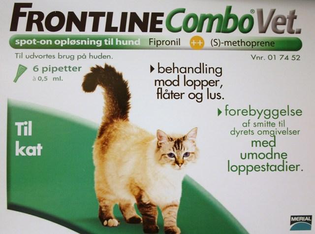 middel mod tæger katte